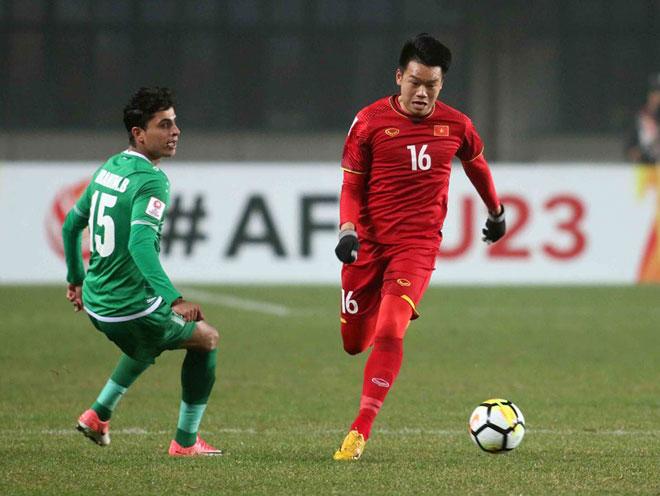 2 ngôi sao U23 Việt Nam bị kiểm tra doping sau thắng sốc Iraq