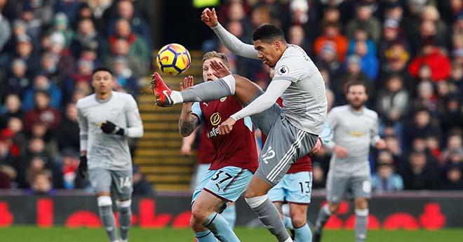 Burnley vs MU: vòng 24 Ngoại hạng Anh