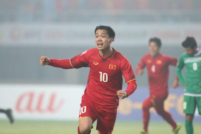 U23 Việt Nam - U23 Iraq: