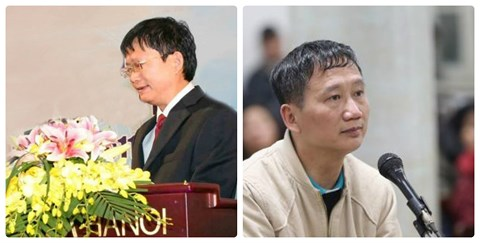Xét xử Trịnh Xuân Thanh, Đinh Mạnh Thắng tội Tham ô tài sản tại PVP Land từ 24/1