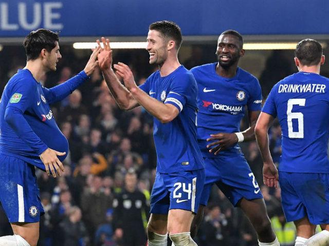 """Brighton - Chelsea: Ngây ngất tuyệt phẩm, bàn thắng """"như mưa"""" 2"""