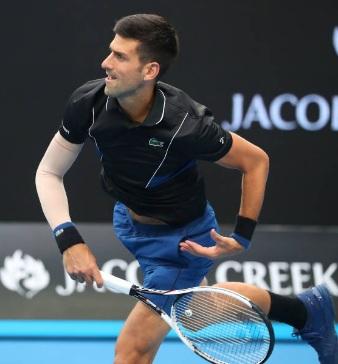 Chi tiết Djokovic - Ramos-Vinolas: Đòn kết liễu lạnh lùng (KT) 4