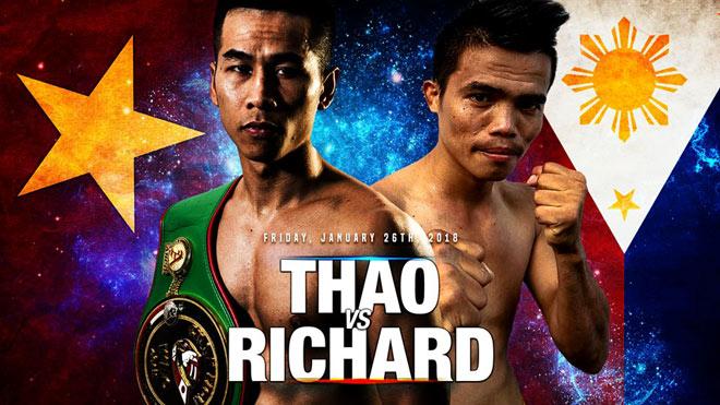"""Đại chiến boxing: """"Mayweather Việt"""" vô địch châu Á đấu """"hậu duệ"""" Pacquiao 1"""