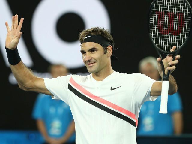 """Kiệt tác Australian Open: Xuất chiêu chém bóng quá ảo, """"Tiểu Federer"""" sấp mặt 1"""
