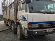 An ninh Xã hội - Kinh hãi tài xế xe tải phê ma túy đánh võng trên đường