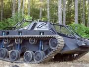 Tài chính - Bất động sản - Thú vui mới của giới siêu giàu: Mua xe tăng