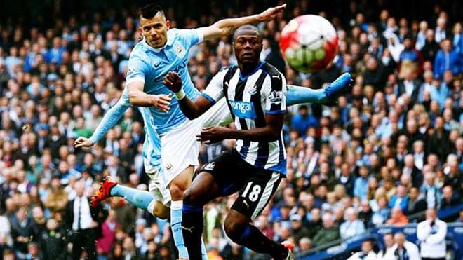 Man City – Newcastle: Hơi thở MU phả gáy - 2