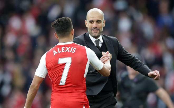 """Pep """"nhả"""" Sanchez cho MU - Mourinho: """"Khoai tây nóng"""" như Ibra, Eto'o - 1"""