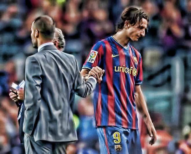 """Pep """"nhả"""" Sanchez cho MU - Mourinho: """"Khoai tây nóng"""" như Ibra, Eto'o - 2"""