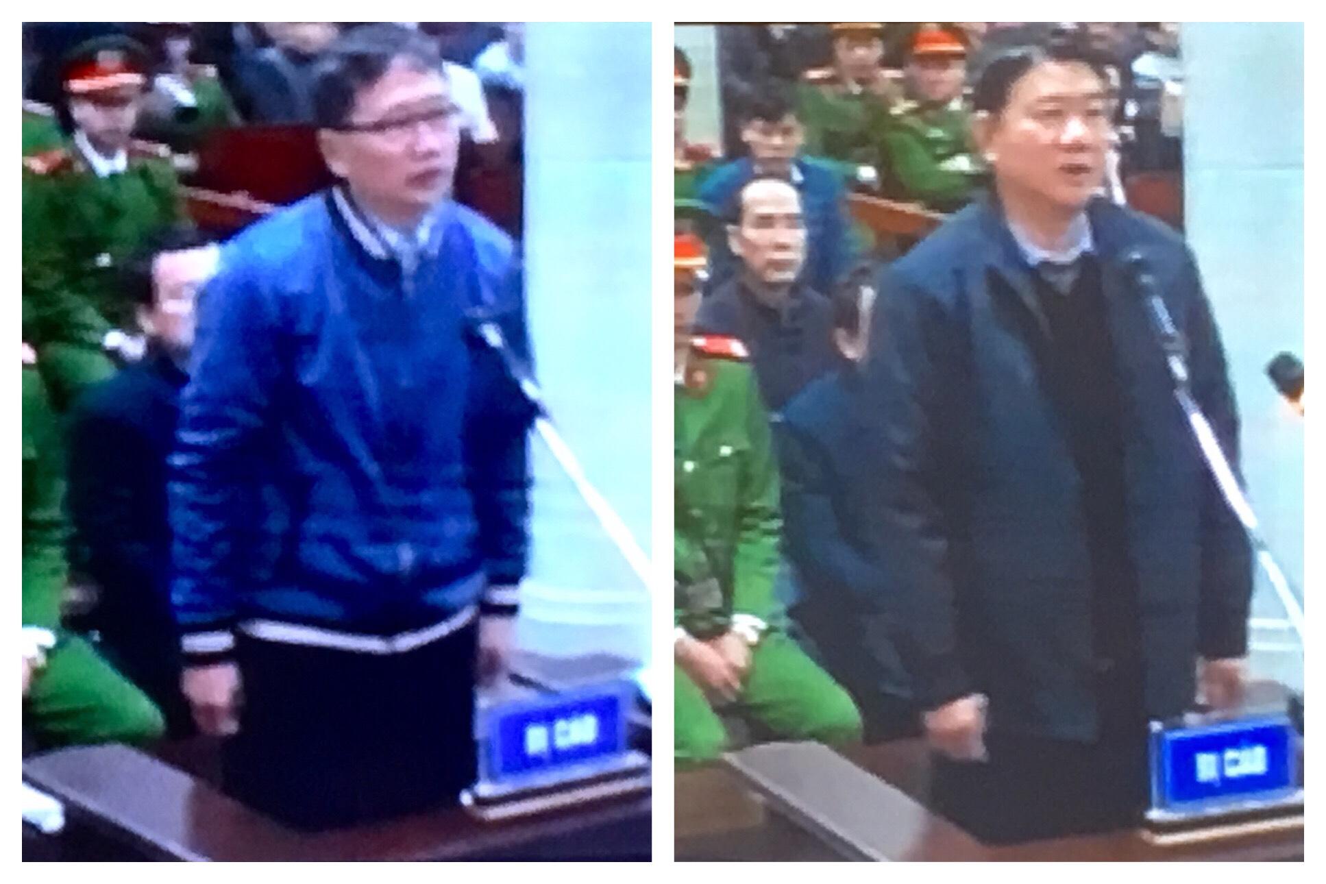 Ngày hôm nay (22.1), tuyên án ông Đinh La Thăng và đồng phạm