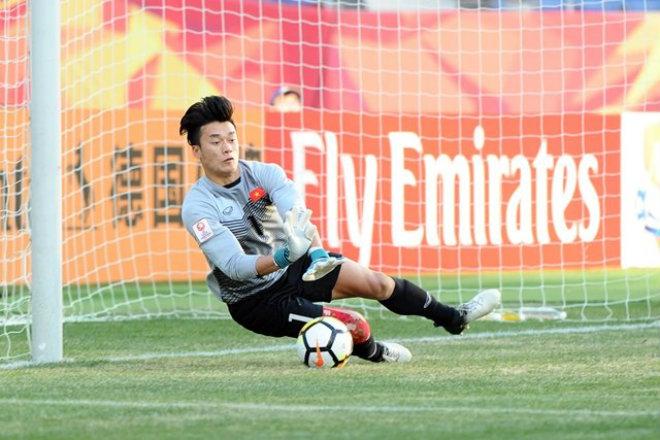 Kỳ tích U23 Việt Nam: Ngoài 'Messi' Quang Hải còn có 'siêu anh hùng' Văn Đức, Tiến Dũng giải cứu VN, rực sáng xứng đáng điểm 10.,