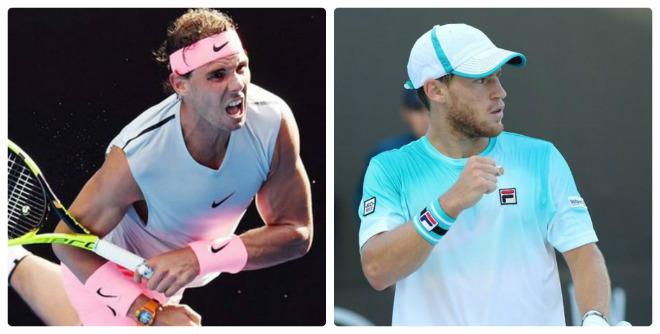 Nadal - Schwartzman: 231 phút trầy trật kịch chiến (V4 Australian Open) 1