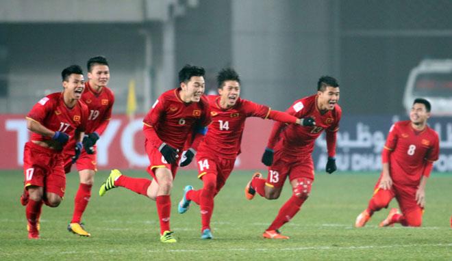 U23 Việt Nam bay vào bán kết châu Á: Có được dự Olympic 2020?