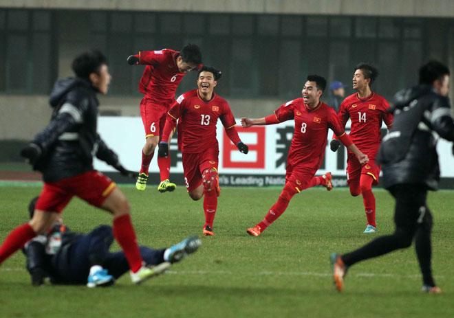 Tranh cãi: U23 Việt Nam - Qatar bán kết châu Á mấy giờ 23/1?