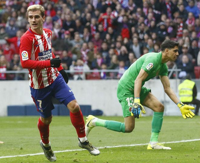 Altetico Madrid - Girona: (vòng 20 La Liga)