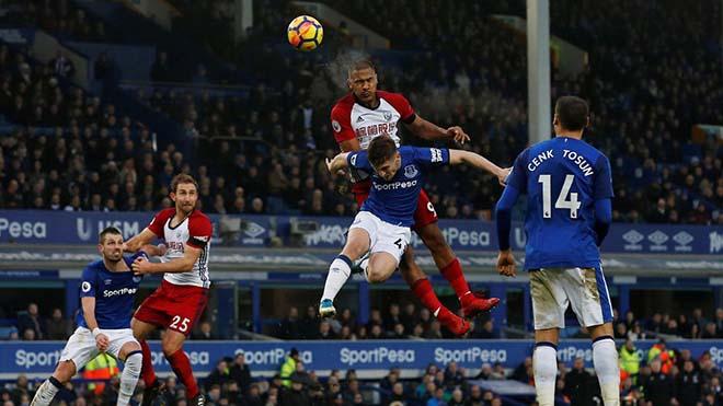 """Everton - West Brom: Rooney """"mất tích"""", đối thủ cứng đầu 1"""