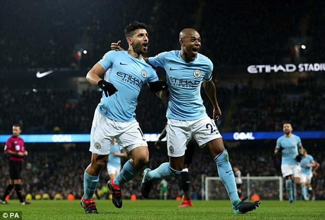 Man City vs Newcastle: vòng 24 Ngoại hạng Anh