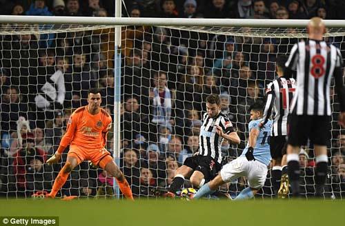 Chi tiết Man City - Newcastle: Thế trận an bài (KT) 26