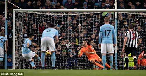 Chi tiết Man City - Newcastle: Thế trận an bài (KT) 24