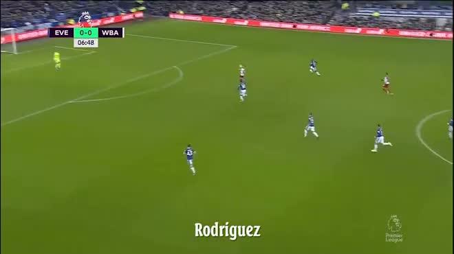 """Everton - West Brom: Rooney """"mất tích"""", đối thủ cứng đầu"""