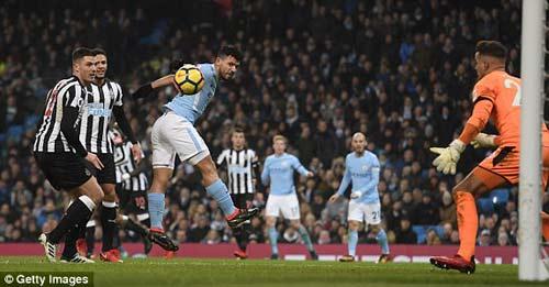 Chi tiết Man City - Newcastle: Thế trận an bài (KT) 22