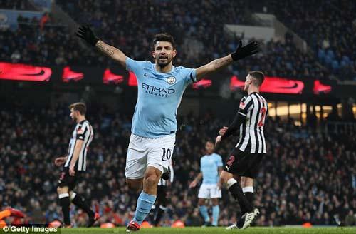 Chi tiết Man City - Newcastle: Thế trận an bài (KT) 23