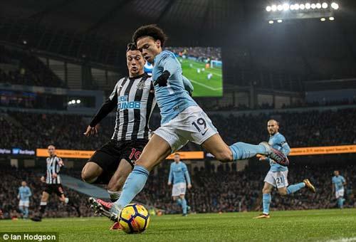 Chi tiết Man City - Newcastle: Thế trận an bài (KT) 19