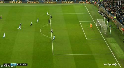 Chi tiết Man City - Newcastle: Thế trận an bài (KT) 21