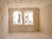"""Thế giới - Nhà hoang hóa """"cung điện băng tuyết"""" vì giá rét âm 61 độ C ở Nga"""