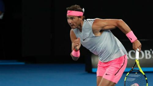 """Chi tiết Nadal - Schwartzman: Cú trả giao bóng """"sát thủ"""" (KT) 6"""