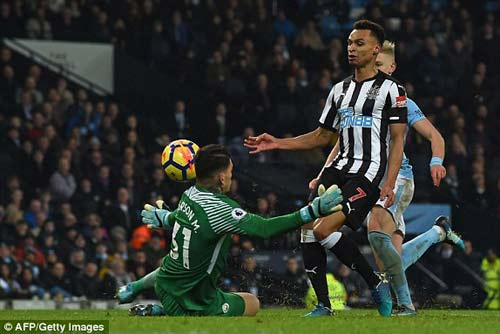 Chi tiết Man City - Newcastle: Thế trận an bài (KT) 25
