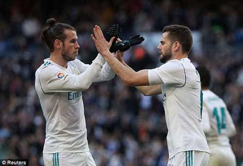 TRỰC TIẾP Real Madrid - Deportivo: Bale lập tuyệt phẩm 25