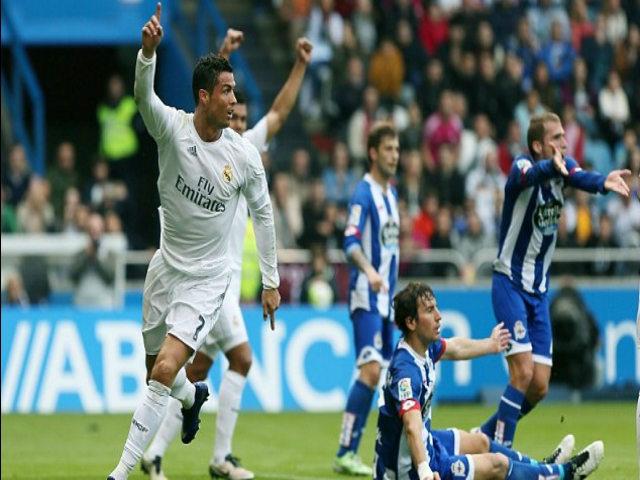 TRỰC TIẾP Real Madrid - Deportivo: Bale lập tuyệt phẩm 26