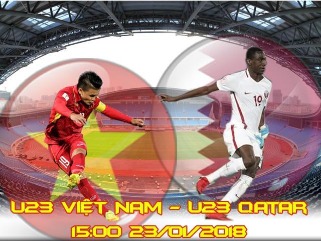 TRỰC TIẾP bóng đá bán kết U23 Việt Nam - U23 Qatar: Khỏa lấp khoảng trống Văn Hậu 6