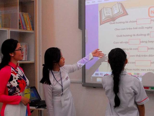 Giáo viên có đáp ứng chương trình phổ thông mới?