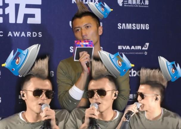 Tạ Đình Phong khiến fan phát hoảng vì màn là tóc bằng bàn ủi - 5