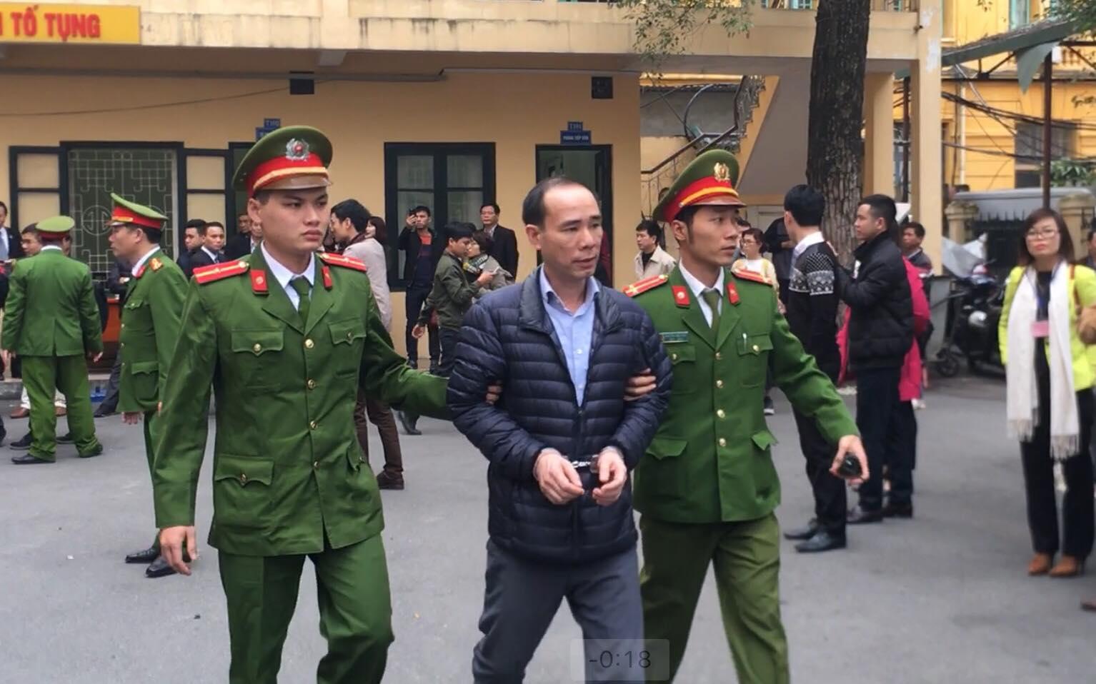Tuyên án ông Đinh La Thăng 13 năm tù, Trịnh Xuân Thanh chung thân - 2