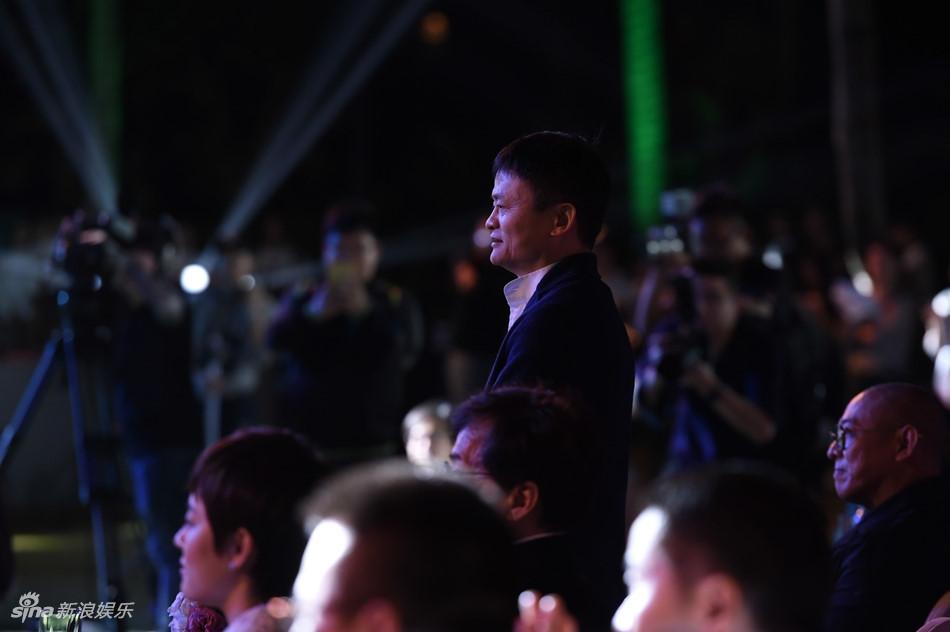 Thành Long, Lý Liên Kiệt tránh nhau tại sự kiện của Jack Ma - 9