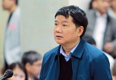 Vì sao ông Đinh La Thăng bị tuyên án 13 năm tù?