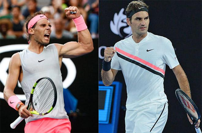 Bảng xếp hạng tennis 22/1: Australian Open, Federer