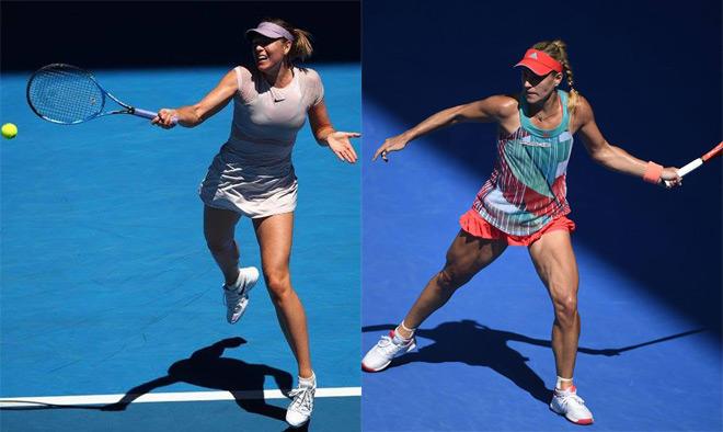 """Mỹ nhân phơi """"da thịt"""" ở Australian Open: Đẹp là khổ - 2"""