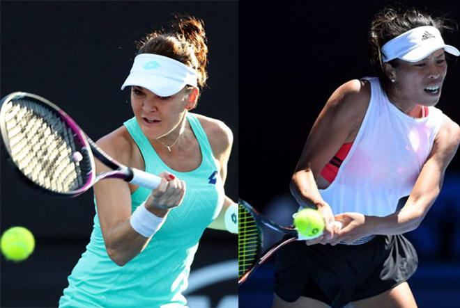 """Mỹ nhân phơi """"da thịt"""" ở Australian Open: Đẹp là khổ - 6"""