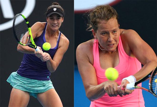 """Mỹ nhân phơi """"da thịt"""" ở Australian Open: Đẹp là khổ - 7"""