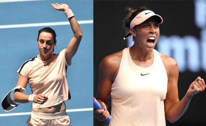 """Mỹ nhân phơi """"da thịt"""" ở Australian Open: Đẹp là khổ - 8"""