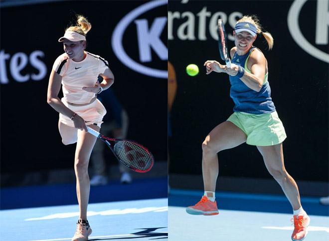 """Mỹ nhân phơi """"da thịt"""" ở Australian Open: Đẹp là khổ - 3"""