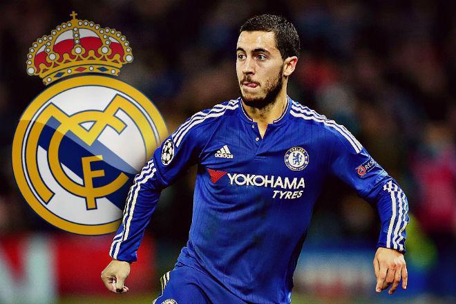 Tin HOT bóng đá tối 22/1: Hazard phải đến Real Madrid vì cha - 1