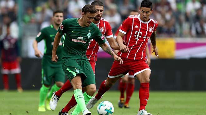 Bayern Munich vs Bremen: vòng 19 Bundesliga