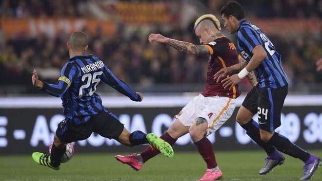 Inter Milan - Roma: (vòng 21 Serie A)