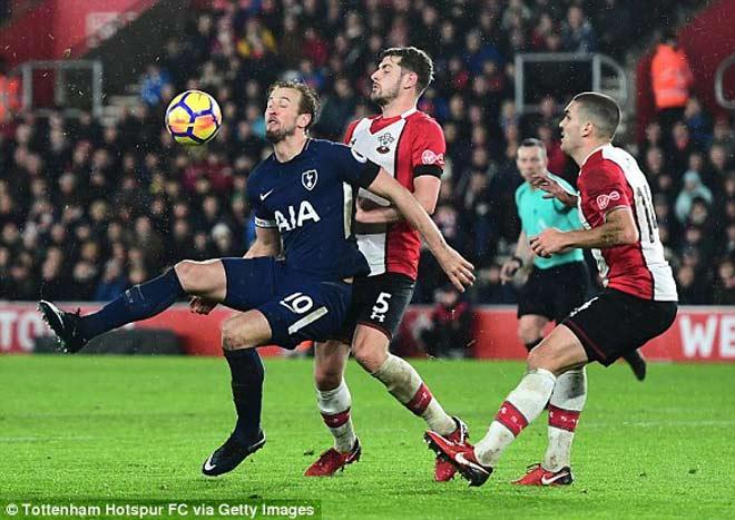 Southampton vs Tottenham: vòng 24 Ngoại hạng Anh