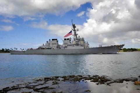 Báo Trung Quốc: Vì Mỹ, Trung Quốc phải hiện diện nhiều ở Biển Đông